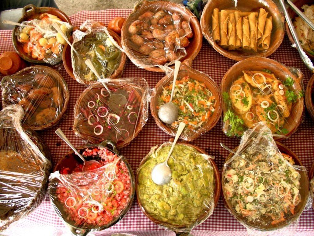 Гватемала кухня