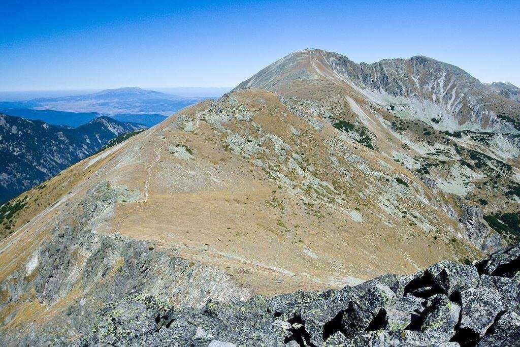 Гора Мусала