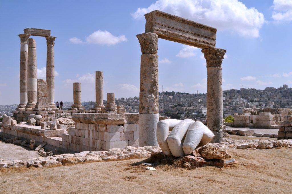 Древняя Цитадель Аммана