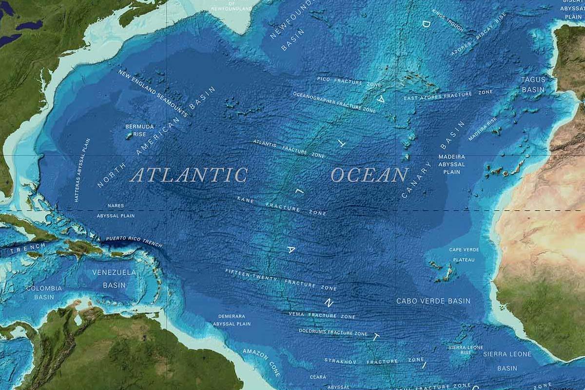 работы картинки карты атлантического океана день рождения